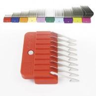 Recalces Oster Peines separadores Metálicos para cortapelos oster | Peines oster al mejor precio