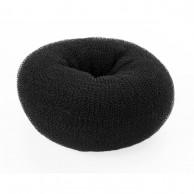 Relleno Moño Circular Negro - Varias Medidas