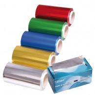 Rollo papel aluminio mechas bobina papel plata para peluquería 100 metros | comprar Rollo papel aluminio mechas barato | mejor precio papel plata para peluquería para mechas y tinturas