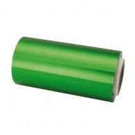 Rollo papel aluminio Verde mechas bobina papel plata para peluquería 125 metros | comprar Rollo papel aluminio VERDE mechas barato | mejor precio papel plata verde para peluquería para mechas y tinturas