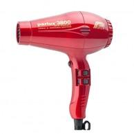 Secador Parlux 3800 Profesional Eco Friendly rojo