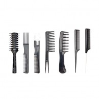 Set de Peines con Funda Perfect Beauty Gea Black