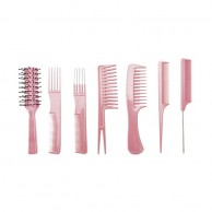 Set de Peines con Funda Perfect Beauty Gea Pink