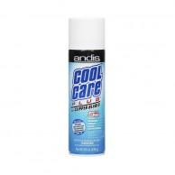 Spray Refrigerante Andis 5 en 1 para cuchilas de cortapelos profesionales