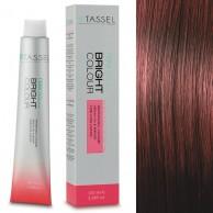 Tinte Bright Colour Nº6.6 Rubio Oscuro Rojo - Tassel
