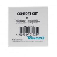Tondeo cuchilla comfort-cut(tip.wilkins) para navajas peluquería comprar mejor precio