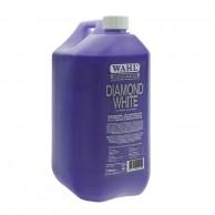 Wahl Chamú diamond white concentrado 5 litros para perros pelajes blanco y de color claro.al mejor precio