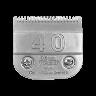 Wahl competition N40 0,6mm cuchilla universal cabezal  Wahl km2, km5, km10, cordless Moser max 45- 50
