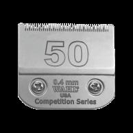 Wahl competition N50 0,4mm cuchilla universal cabezal  Wahl km2, km5, km10, cordless  Moser max 45- 50  cuchilla #50 wahl acero comprar barata al mejor precio