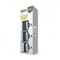 Wahl Pack Kit 3 peines premium 1,5mm, 3mm y 4,5mm