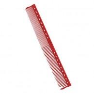 YS Park peine rojo guía Y.S.G45 profesional con regla de precisión