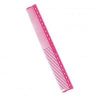 YS Park peine rosa guía Y.S.G45 profesional con regla de precisión