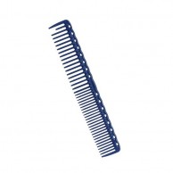 YS Park peine Y.S.-338 185mm Azul para Corte Pelo Largo