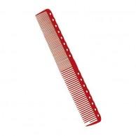 YS Park Y.S.336. peine doble púa 189mm Rojo | comprar ys park 336 ROJO