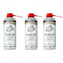 7,32€ Spray Wahl Refrigerante, Lubricante y Limpiador 400 ml Wahl Blade Ice X3