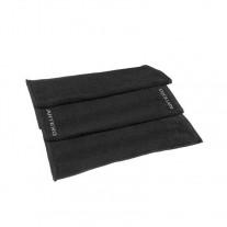 Artero toalla negra 80 x 50 cm para peluquería