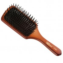 Cepillo Goma Rectangular - Púa Plástico -  Eurostil 01994