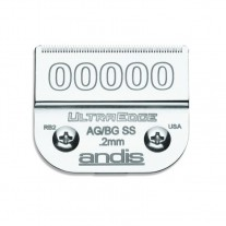 Cuchilla Andis ultradege Blade N0000  0.2 mm Cabezal Andis 64740