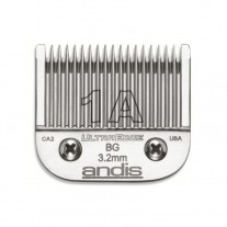 Cuchilla Andis ultradege Blade N1a  3.2 mm Cabezal Andis 64205