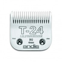 Cuchilla Andis ultradege Blade T24 4mm Cabezal Andis 64150