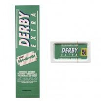Cuchillas de Afeitar Derby 100 Unidades 20 x 5 Hojas