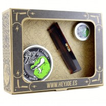 Hey Joe Pomade Survival Kit STRONG Pomada capilar Strong + Peine