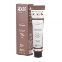 Mascarilla de Color Nutri Color Mask 4 en 1 Hidratante 120ml Chocolate