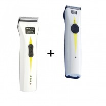Pack Wahl SUPER CORDLESS 1872 + SUPER TRIMMER 1592