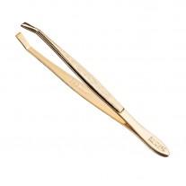 Pinzas Depilar Solingen 8 cm - Dorada