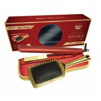 Plancha Corioliss C1 Kit RED ROYALE Placas Titanio