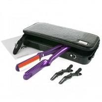 Plancha GCK S Infrared Purple Black TRI PLATE
