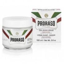 Proraso Crema Pre Afeitado 100 ml Té Verde y Avena
