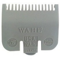 "wahl Nº0,5  Peine separador 1,5mm 1/16"""