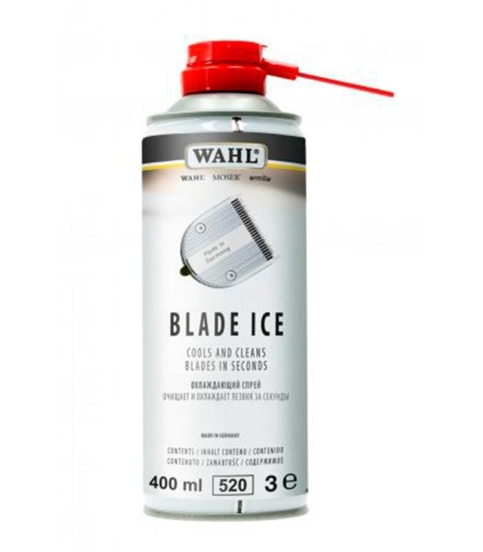Spray para el mantenimiento del cabezal de corte de las maquinas cortapelos y esquiladoras