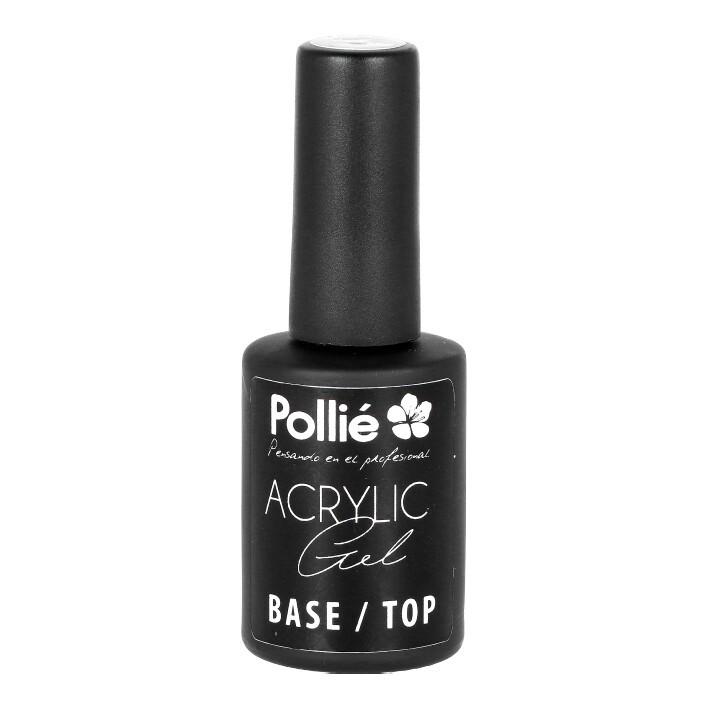 Acrylic base – top 9grms base y top para el acrylic gel uñas   pinta uñas base pintar  uñas gel y acrílico  al mejor precio   base gel uñas profesional   esmaltes pollié al mejor precio