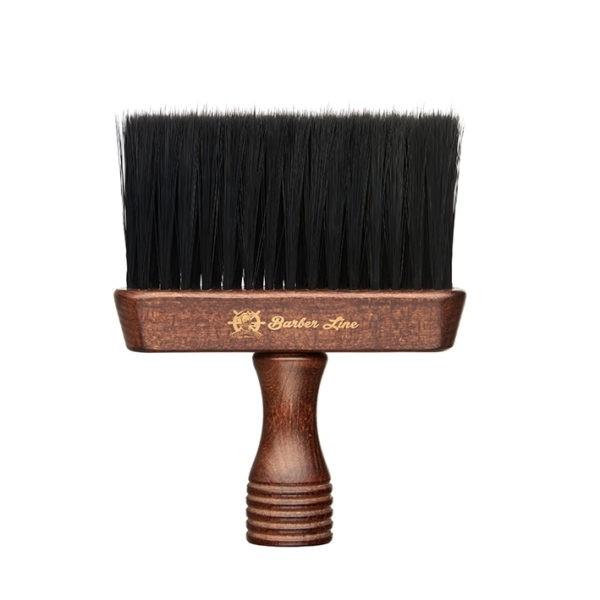 Cepillo Cuello Barbero Triton madera barber line profeisonal 06076 | Comprar cepillo cuello barbero barato | venta de cepillo barbero al Mejor precio | oferta en productos de barbería