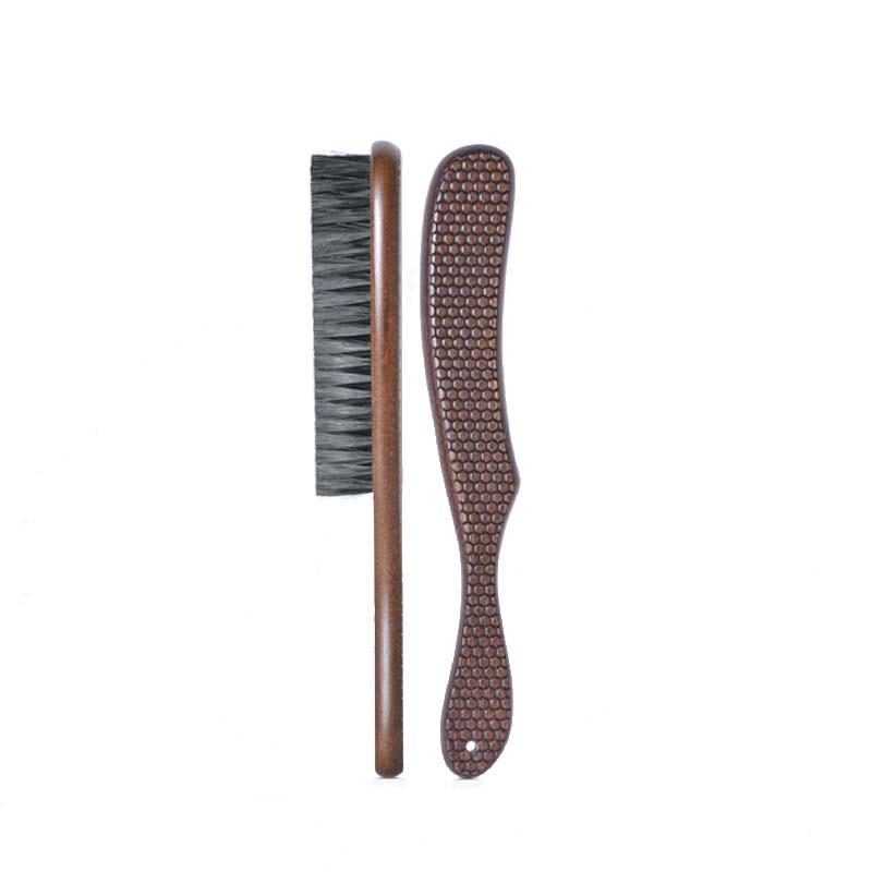 Cepillo Quitapelos de Barbero de Nylon Rígido Beehive Nº9