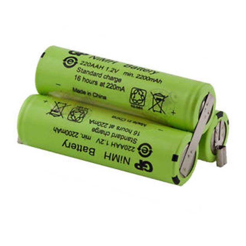 Moser CHROMSTYLE Pro Batería Nimh 1871-7590