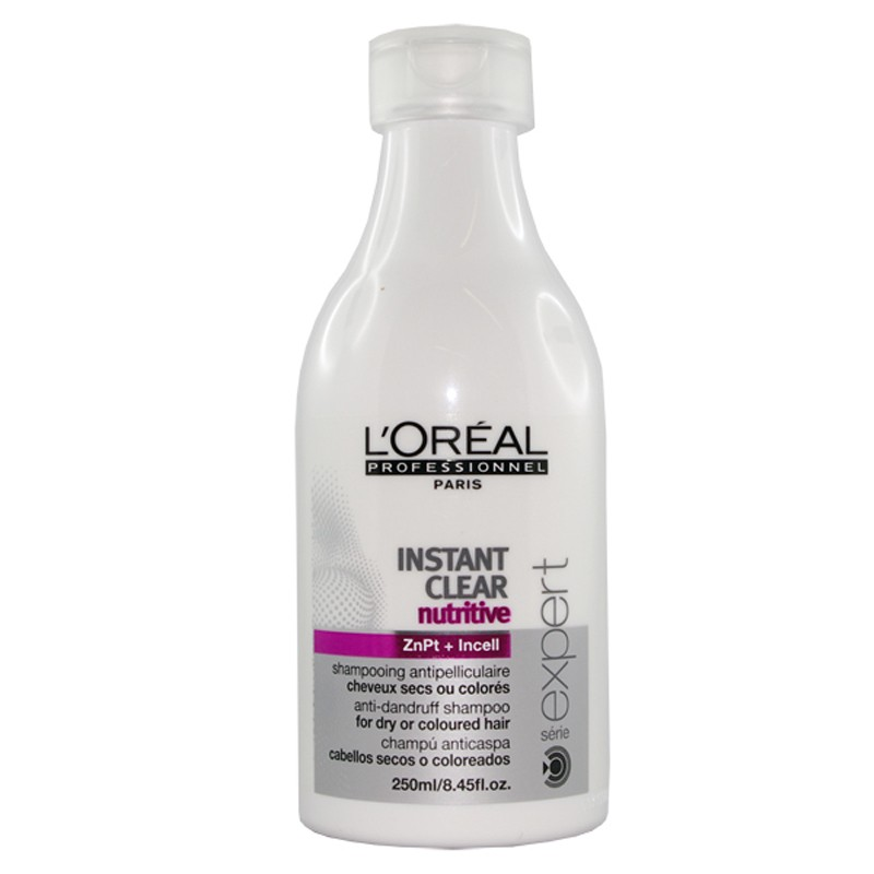 Champu Loreal Expert Instant Clear Nutritive