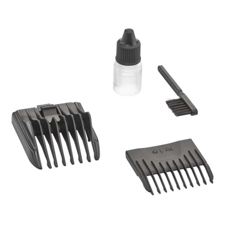 Moser 1400-0457 Negro Cortapelos Profesional con Cable Accesorios