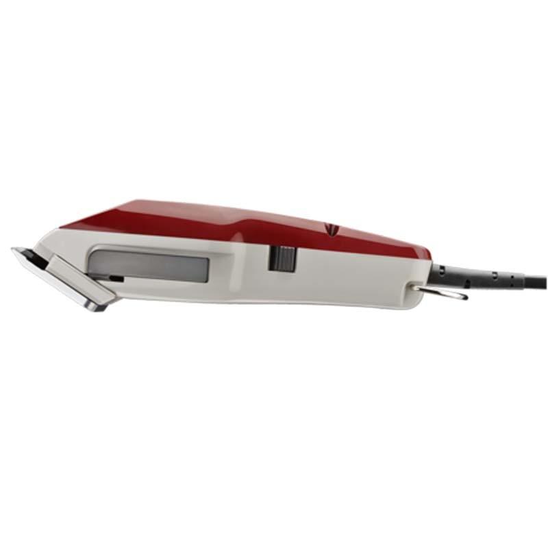 Cortapelos Moser 1400 Rojo Profesional con Cable