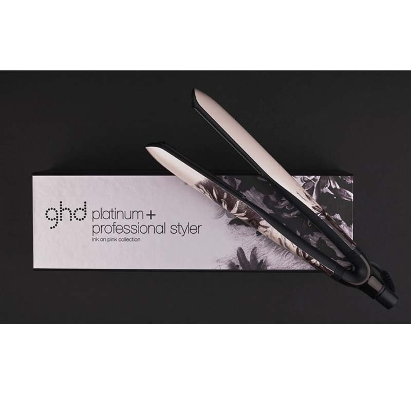 GHD Platinum+ Ink On Pink Plancha de Pelo Editicón LImitada