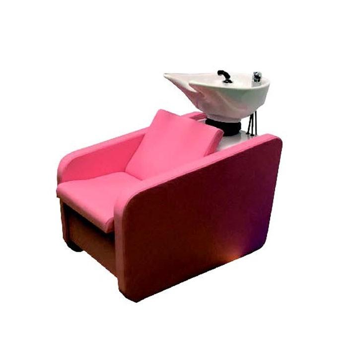 Lavacabezas de Peluquería Profesional Pin Up Rosa | Comprar Lavacabezas Profesional color rosa  Barato | Venta de Lava Cabezas de Peluquería al Mejor Precio | Oferta