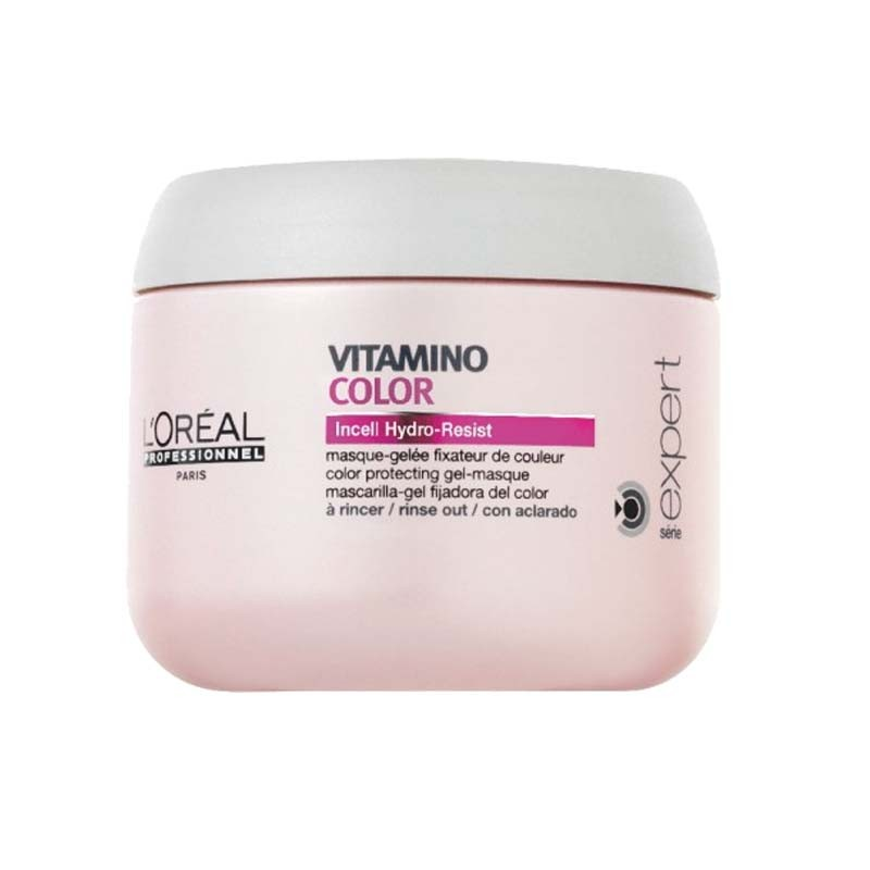 Mascarilla Loreal Expert Vitamino Color Cabello Teñido