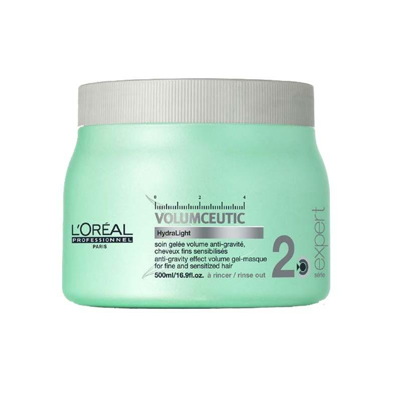 Mascarilla L Oreal Expert Volumceutic Volumen 500 ml