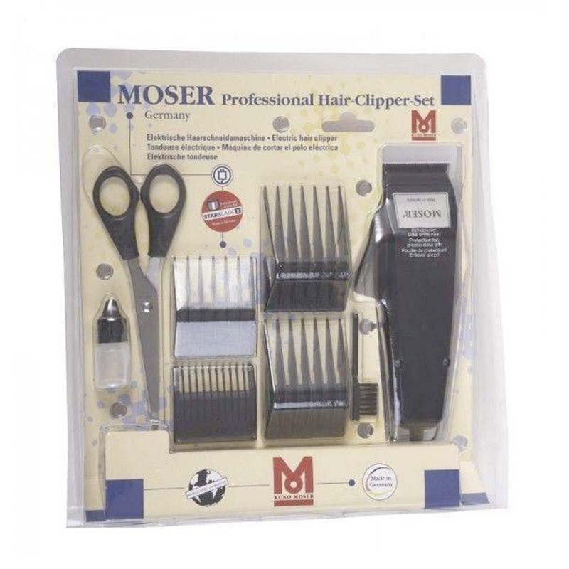 Moser 1400-0457 Negro Cortapelos Profesional con Cable