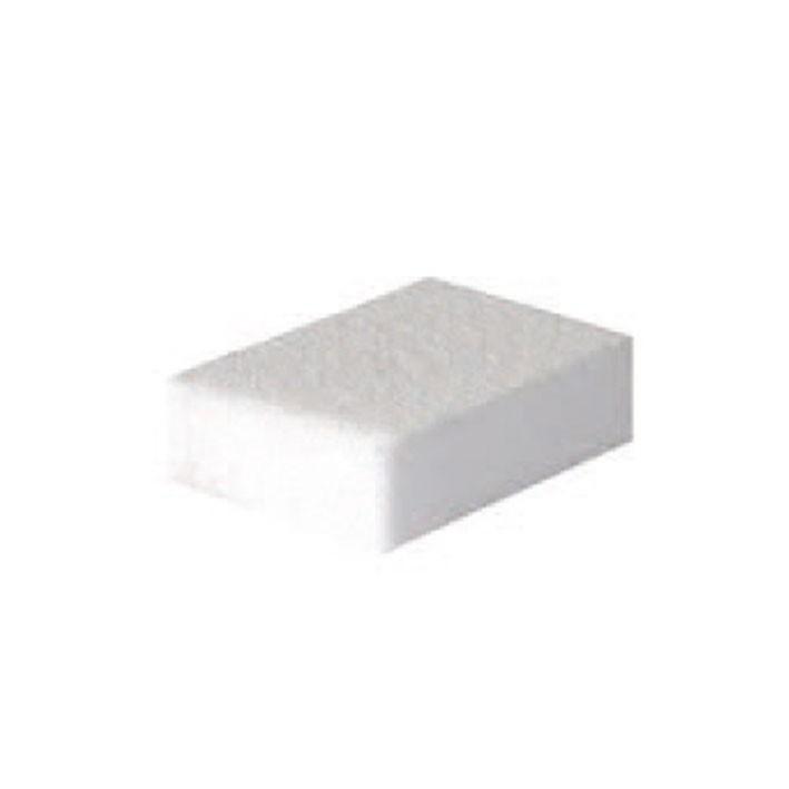 Piedra Pómez Blanca Pequeña | Instrumental de manicura y pedicura al mejor precio | piedra quita durezas barata | Tienda online de productos de peluquería y estética