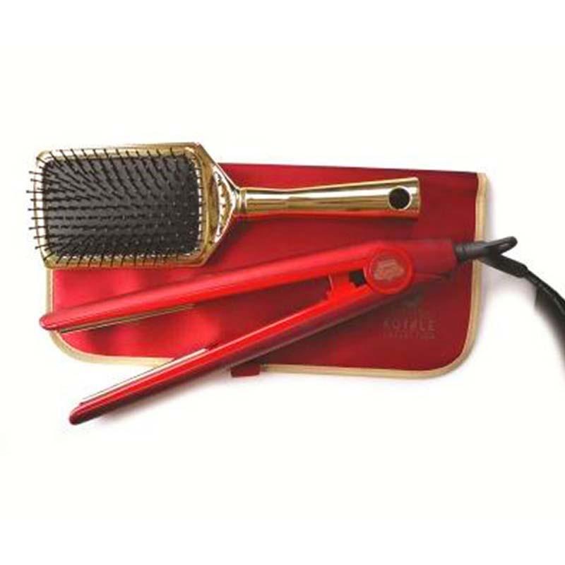 Plancha Corioliss C1 Kit RED ROYALE Placas Titanio
