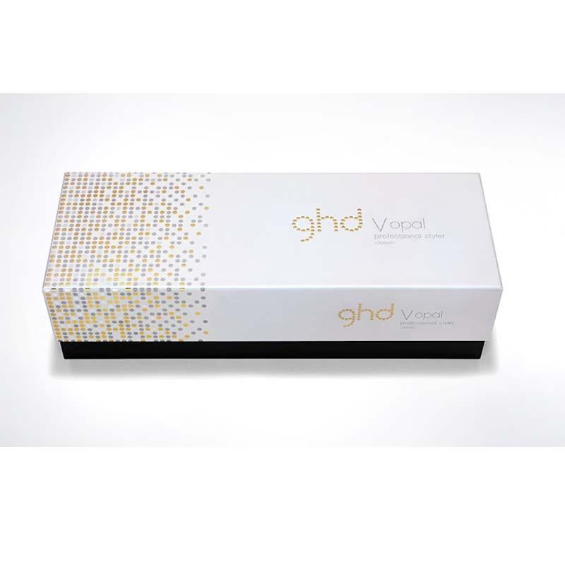 GHD V OPAL Edición Limitada en Blanco Ópalo