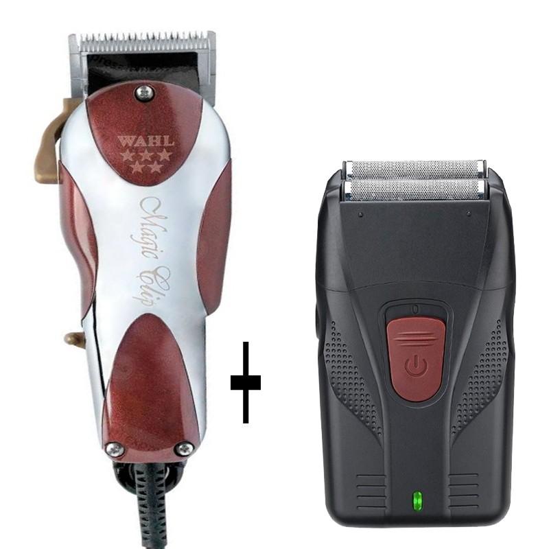 Wahl Magic Clip 4004  08451-01 + + Máquina Shaver Afeitadora Profesional Regalo